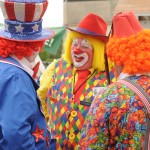 Clowns in Plymouth Meeting, PA